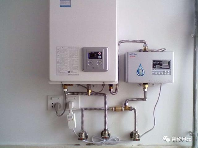 """卫生间离热水器太远的情况,还有更好的解决办法,就是接下来要介绍的""""图片"""