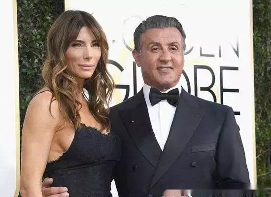 杰森斯坦森的老婆竟然比他高一头!健身大咖都喜欢找比