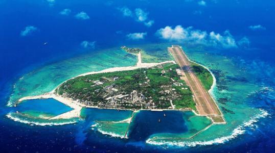 南沙群岛最新填海囹�a_填海造陆经验,在南沙群岛几个礁盘上开展了史无前例的远洋大规模吹填