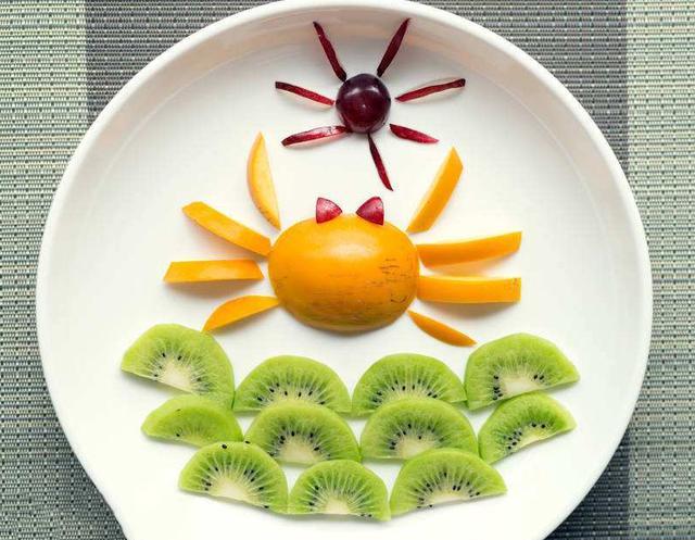 教大家做水果拼盘,超好看,简单易学,很漂亮,收藏着过年做!