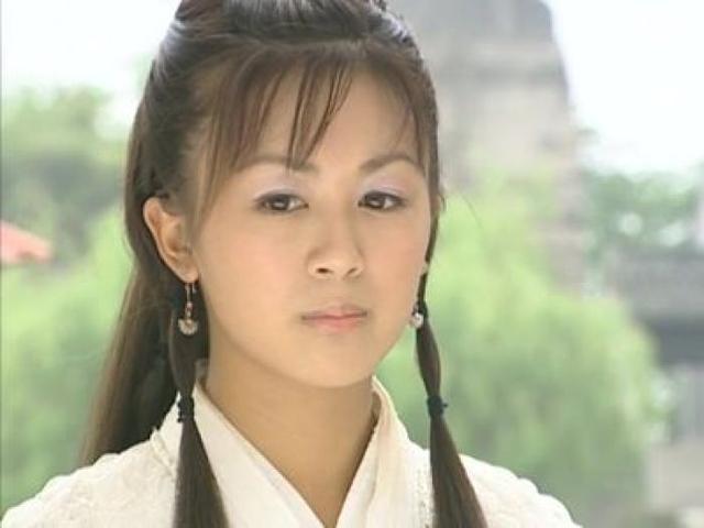 1996年在电影《笑傲江湖》中饰演曲非烟.