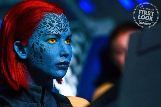 《x战警:黑凤凰》首曝剧照,imdb评年度十大演员盖尔