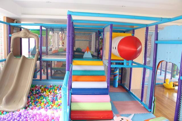 了不起的幼儿园|蠡口中心幼儿园:自然蠡园,百草花香