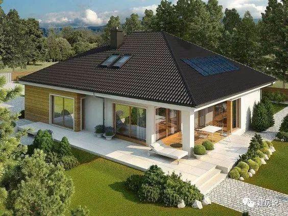 透着现代都市感觉,下面为大家展示20款平屋顶的现代风别墅设计.