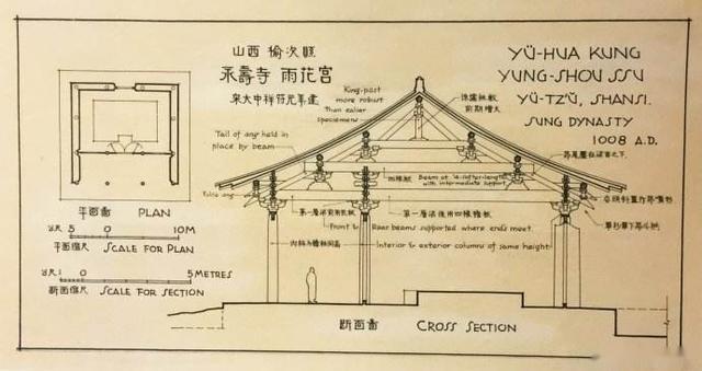 他的北京城市建设方案被否决,如今只能看看他工作的手绘图!