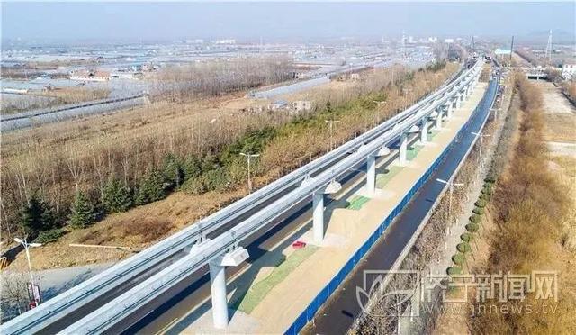 车站效果图曝光 济宁市第一条轨道交通线孔孟旅游快线(邹城段)示范线