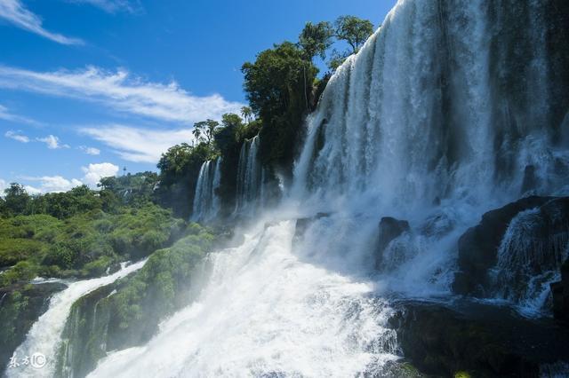 壁纸 风景 旅游 瀑布 山水 桌面 640_426