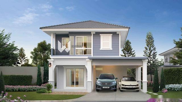 2018年新款实用农村别墅户型,选1款回家宅基地建起,不