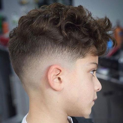 2018年最帅的30个男孩发型