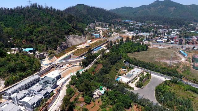 西山风景名胜区景前区563亩土地将启动一级开发