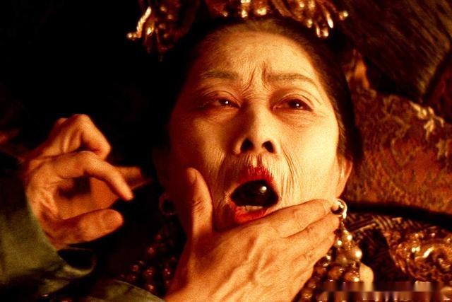 慈禧陵墓被盗掘后,她含在嘴里价值8亿的夜明珠,现在究竟在哪里