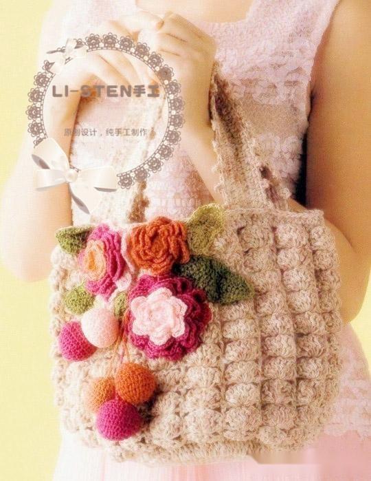 美美的钩针皇冠,美美的毛线毯子,美美的钩织耳坠等等.