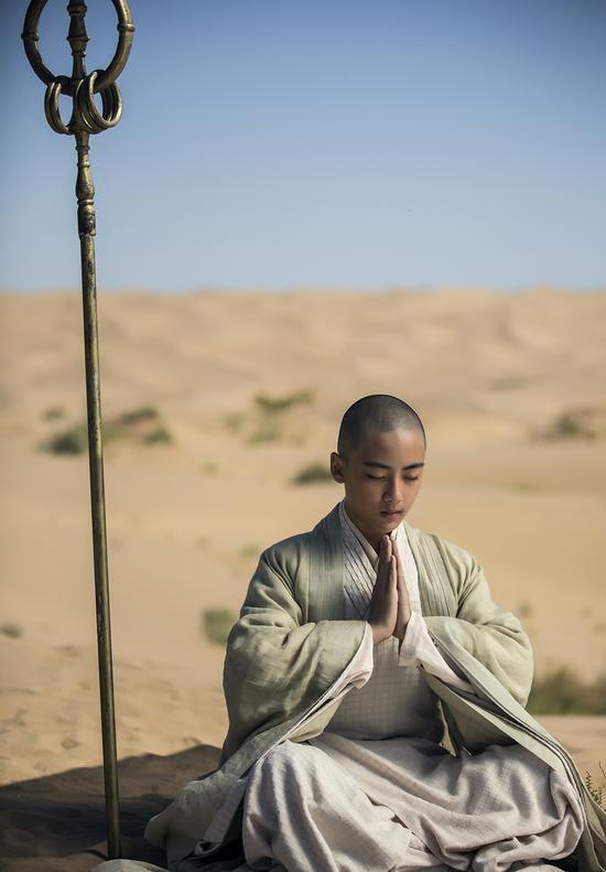 躲过山p,竟没躲过和尚,爱死这个充满谷欠的佛系世界