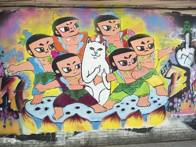 毁童年的动画片,太阳之子,海尔兄弟,葫芦娃,一个都没