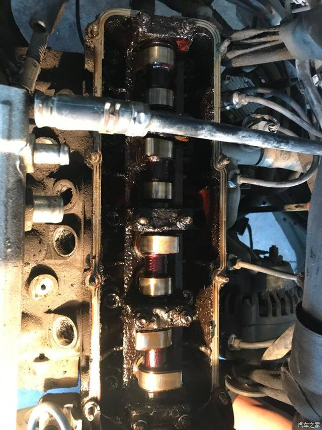 普桑发动机故障灯亮