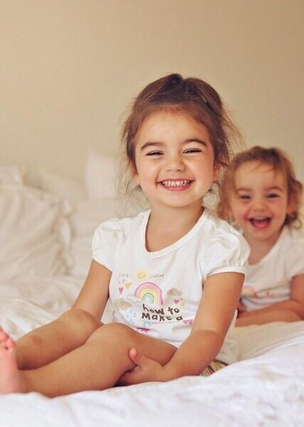 励志可爱小孩图片