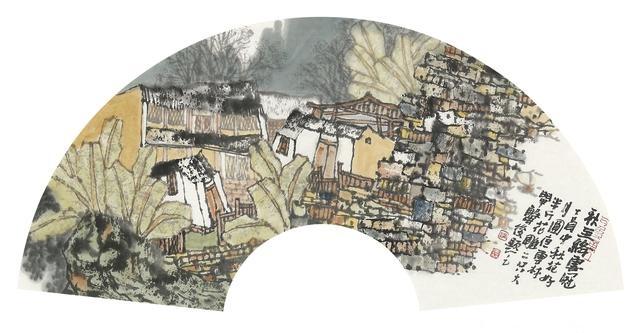 【谈谈我的山水画创作】满威中国画作品赏析