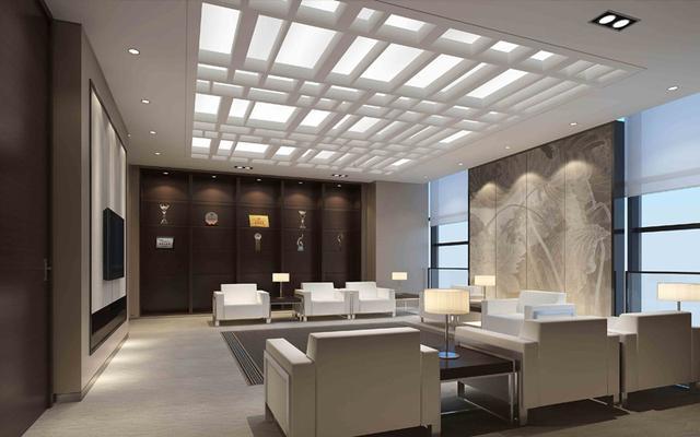 办公室装修——会议空间(分类设计)