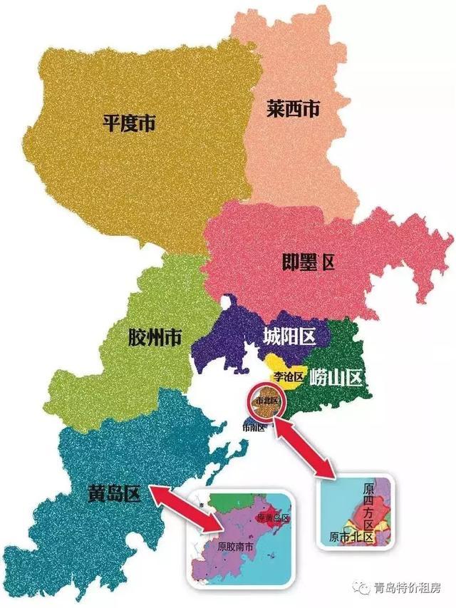 「揭秘」青岛各区域潜力指数大比拼 第一梯队的居然是