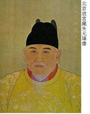 明成祖朱棣——明朝第三个皇帝,明太祖朱元璋的第四个儿子,1402年