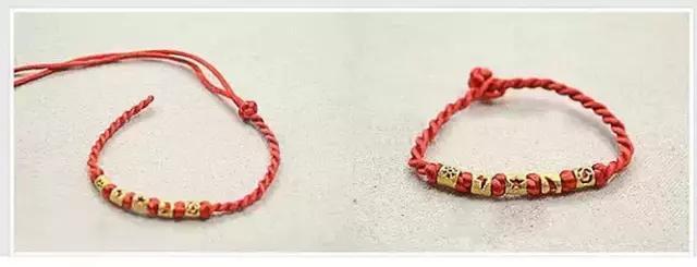 7种转运珠手绳编法,7种不同款式!图解清晰!