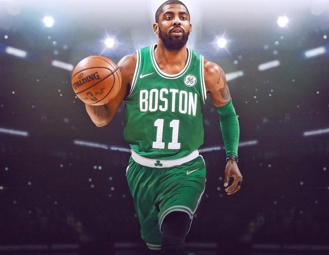 凯里-欧文已经正式加盟波士顿凯尔特人,绿衫军为了欧文可是花足了图片