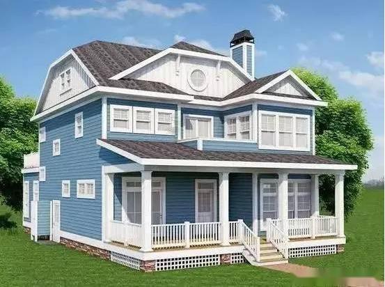 小手工制作房子别墅