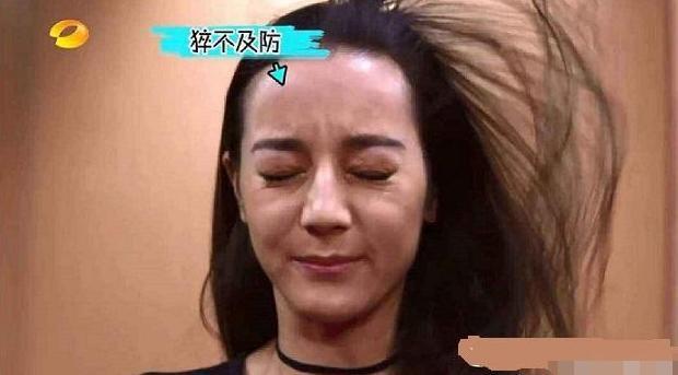 明星最想删除的照片,李易峰十年前和热巴十年后,忍住
