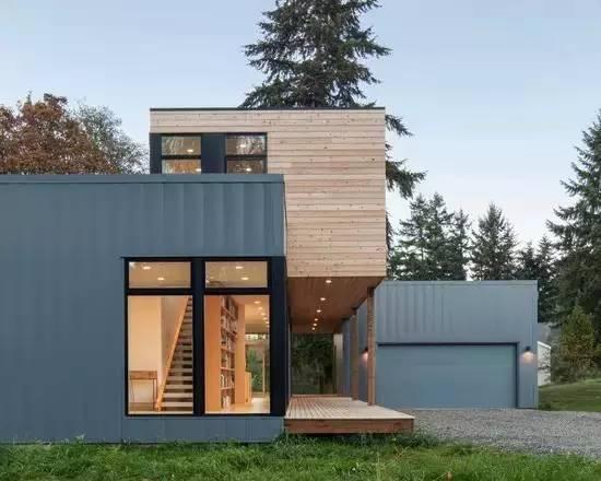 想看集装箱的一些设计请打开下面文章 集装箱房屋,下一个野宿潮流?