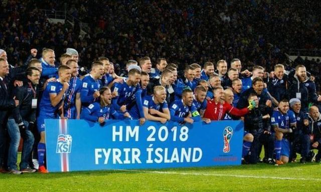 2017年10月10日,世界杯预选赛欧洲区末轮i组,冰岛主场2比0击败科索沃