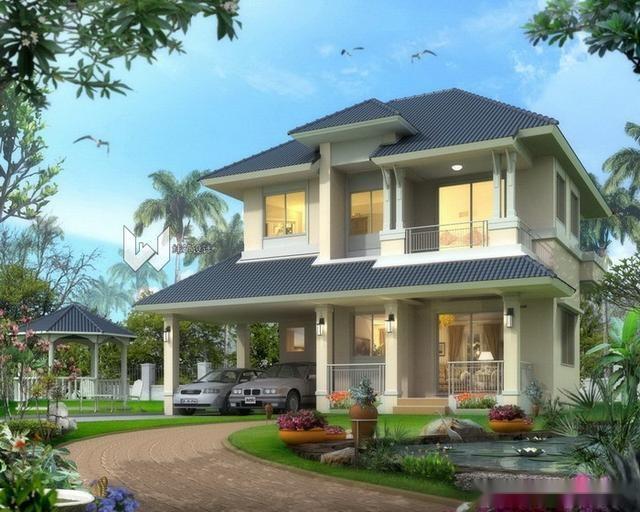 纬筑设计之前分享了20款1层农村别墅自建房图纸,很多小伙伴对于自己