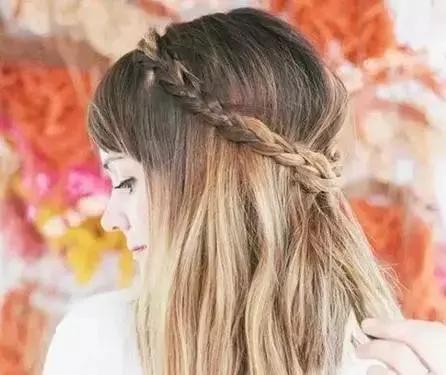短发编发大全,承包你的美,每天都是新鲜感!