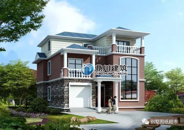 96平方米的房子设计图
