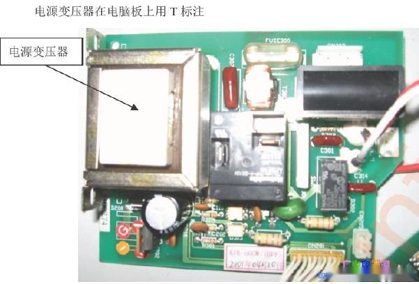 过高电压,大电流,室内,外风机电机,变压器,四通阀线圈,电磁阀线圈图片