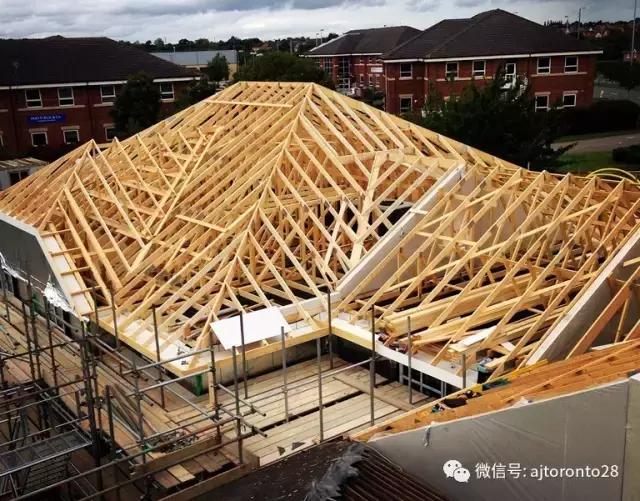 木頭房子不可靠?加拿大人告訴你,比國內的鋼筋水泥房