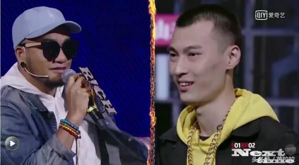 中国有嘻哈满场diss也只有他一直
