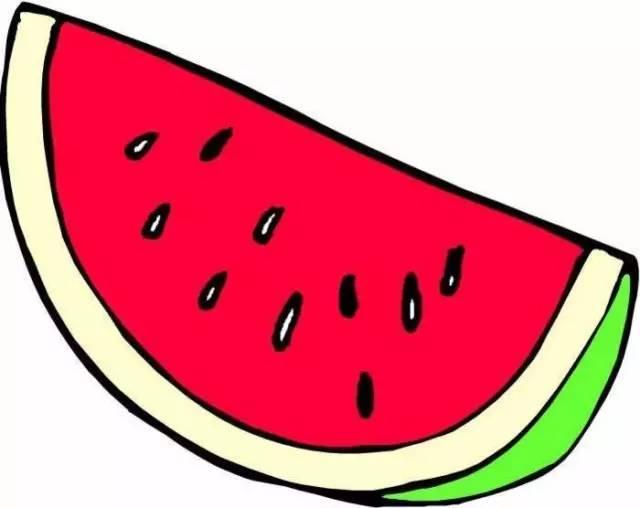 适合幼儿园儿童画的水果简笔画,简单实用,第二篇