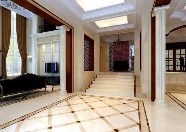你想知道客厅地面铺什么瓷砖好么?