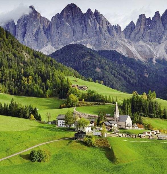 美丽风景山石头图片