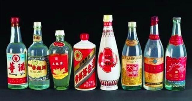 中国八大名酒_中国四大名酒,八大名酒都指的哪些酒,不知道的话可别