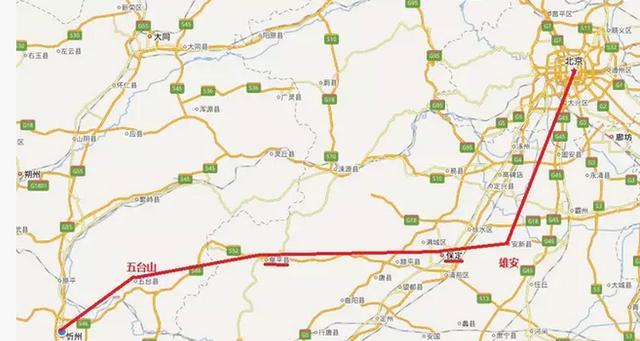 雄安新区高铁连接忻州,带你环游彩云之南