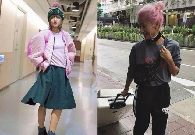 陈奕迅老婆徐濠萦终于穿对了衣服超美的,网友:这才配