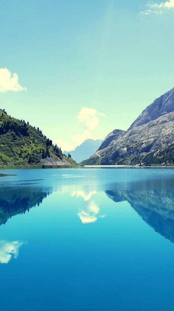 山清水秀好风景图片