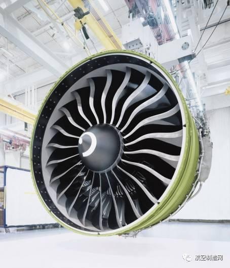 genx发动机是一款先进的双转子轴流式大涵道涡轮风扇发动机图片