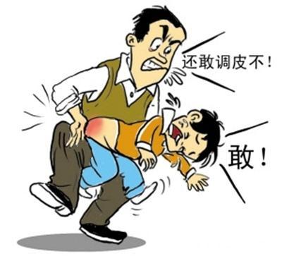当你打完孩子时,他在想什么?打孩子谨记:打懒不打笨!
