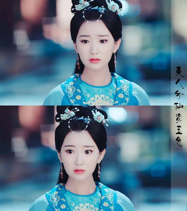 毛晓彤在《锦绣未央》中9个造型,导演怕是对姿色普通有什么误会 电视综艺 第14张