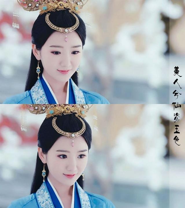 毛晓彤在《锦绣未央》中9个造型,导演怕是对姿色普通有什么误会 电视综艺 第13张