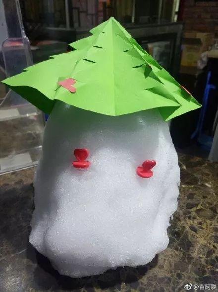 杭州保安下雪天堆出个动物园 网友:地域限制了才华 网络热点 第14张